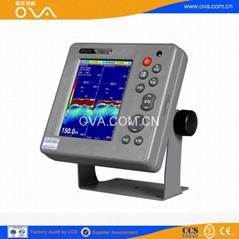 OVA FS601S echo sounder fishfinder with transducer