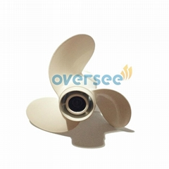 Aluminium Propeller 683-45945-00-EL-00 for Yamaha Outboard Engine