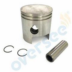351-00001-1 Piston with 351-00011-0 Ring