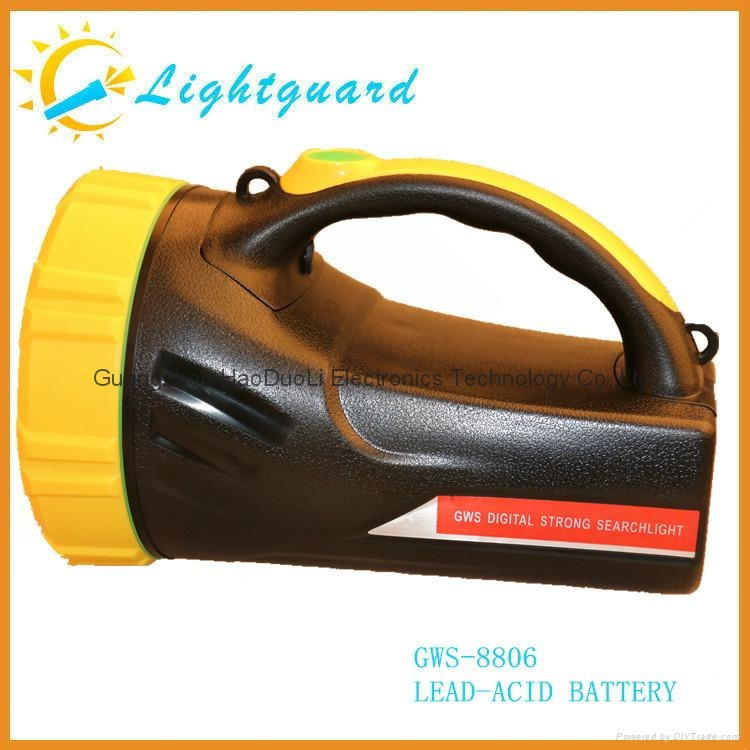 LED 強光多功能探照燈 1