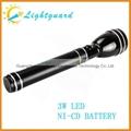 Lightguard LED strong light multifunction flashlight