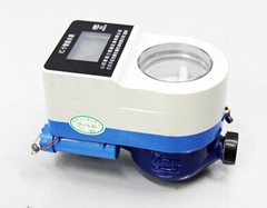 IC卡智能型冷水表(锂电池)