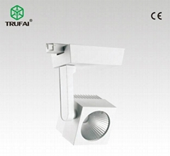 commmercial lighting spotlight LED track lightCREE COB