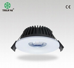 8W LED down light pass CE ROHS with