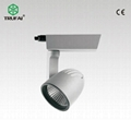 Accent lighting LED track light  22W-35W with CREE COB 1