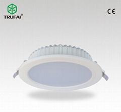12W LED down light with sharp COB
