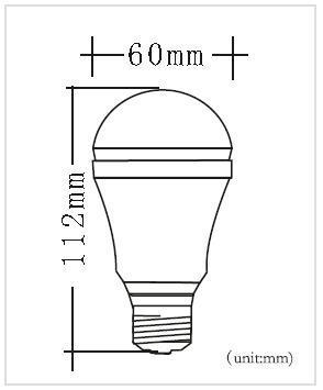 E26 B22 LED球泡5W-10W 4