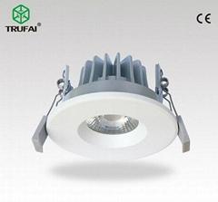 高品质8WLED筒灯夏普COB光源出口欧盟品质