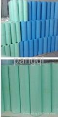 disposable sterilization 60gsm crepe paper rolls