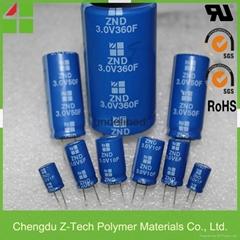 ZNP2R7S335RS0820 2.7V 3.3F super capacitor