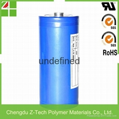 2.7v 3000f cylindrical type super capacitor