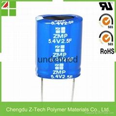 ZM05R4P01R5DZRA0 5.4V 1.5F ultra capacitor