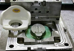 mold for plastic part