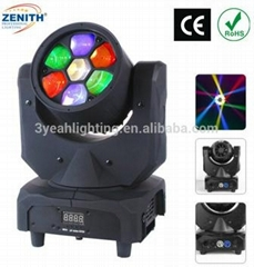 Bee Eye 7X12W LED Bee Eye Mini Moving Head Beam Light