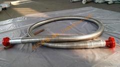 柔性节流压井管线