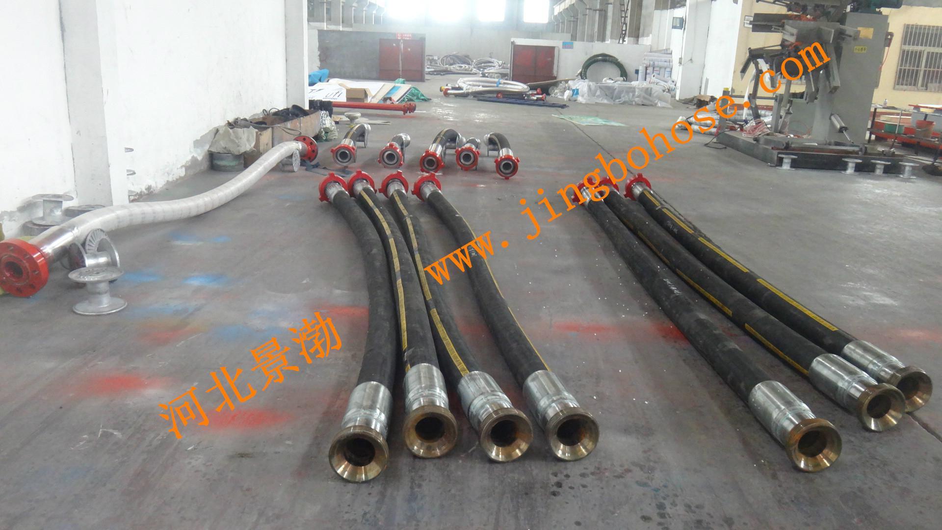 高强度水龙带(钻探胶管) 3