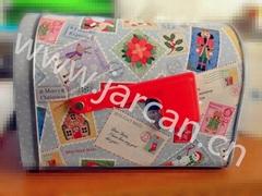 Christmas Mail Tin gift Box