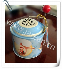 Kids Gift Music Metal Tin Box