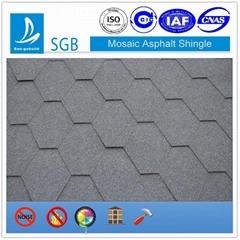Blue Roofing Shingles - red asphalt shingle tile for wood house