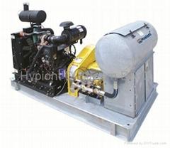 Hypiont D-stream 530 water blaster system