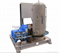 Hypiont E-stream 430 water blaster system
