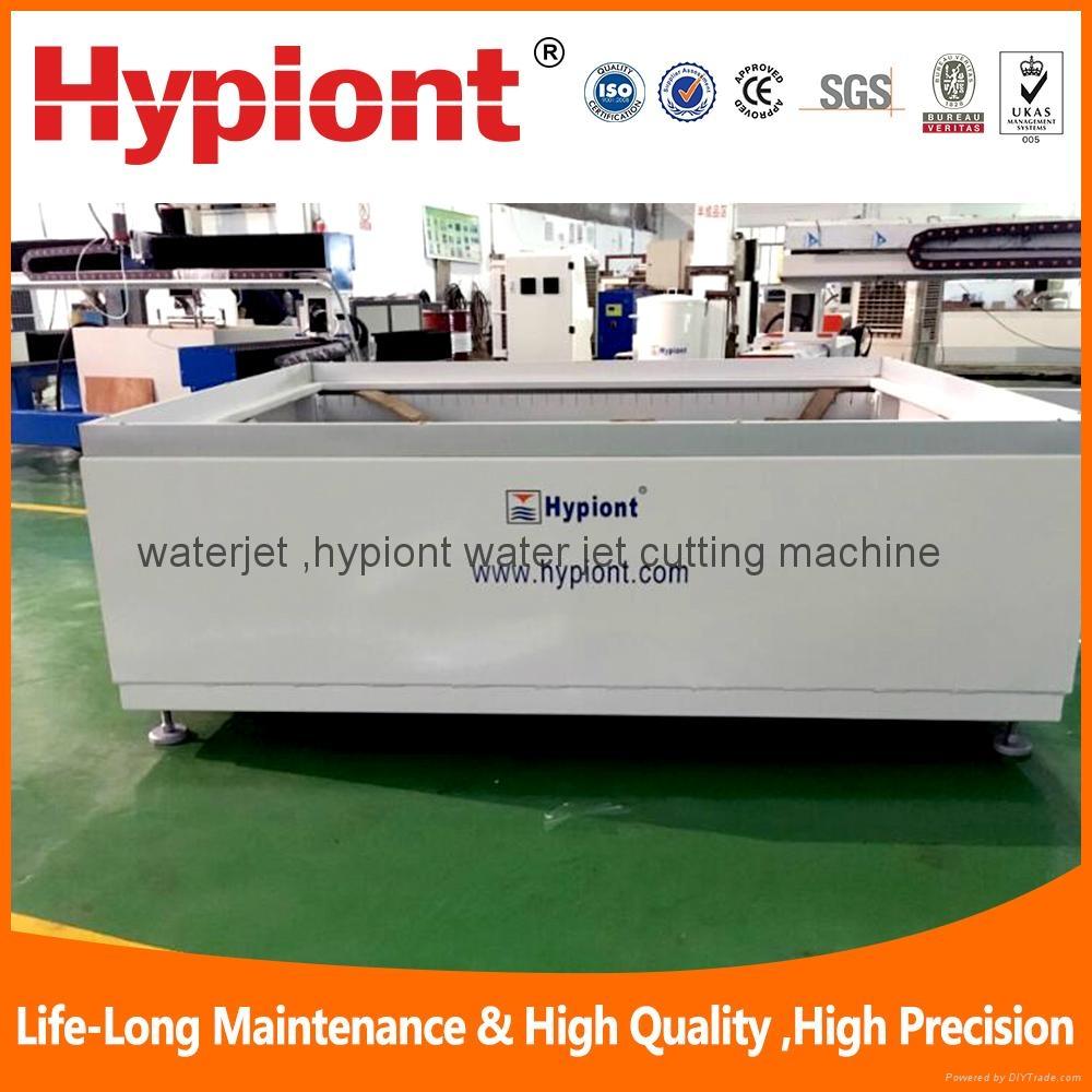 waterjet machine for metal marble granite stone glass cutting in China 4