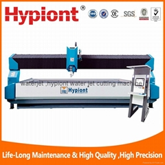 Best water jet cutting machine for metal stone glass in China