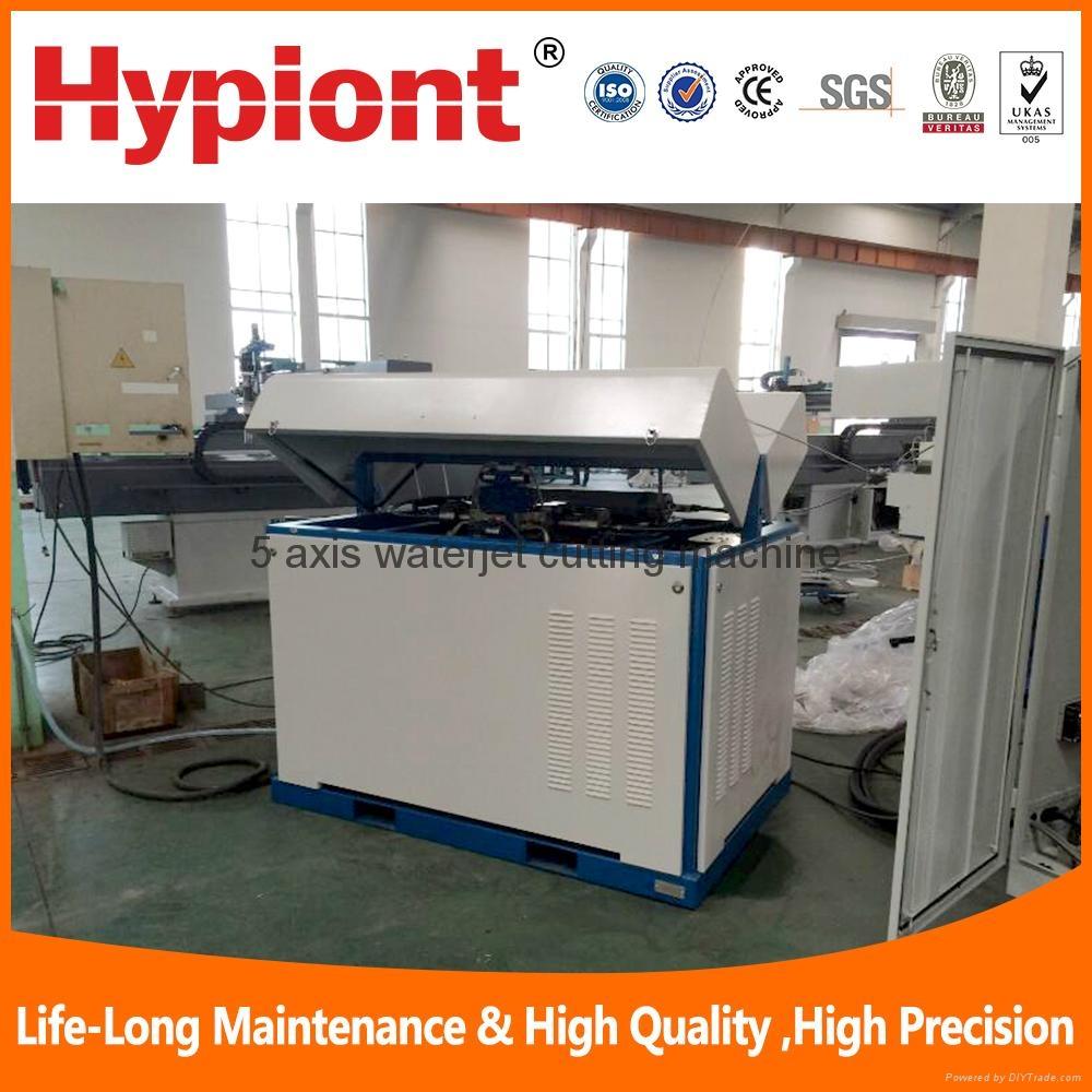 5 axis waterjet cutting machine for metal stone ceramic tile granite marble  2
