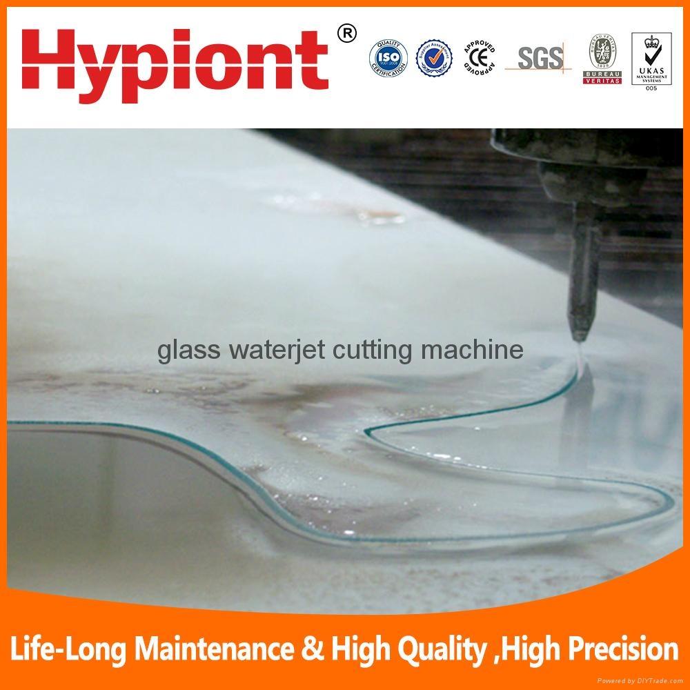 Glass waterjet cutting machine  1