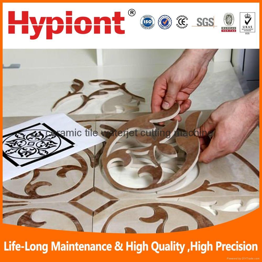 Ceramic Tile Waterjet Cutting Machine China Manufacturer