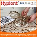 Water jet ceramic tile cutting machine