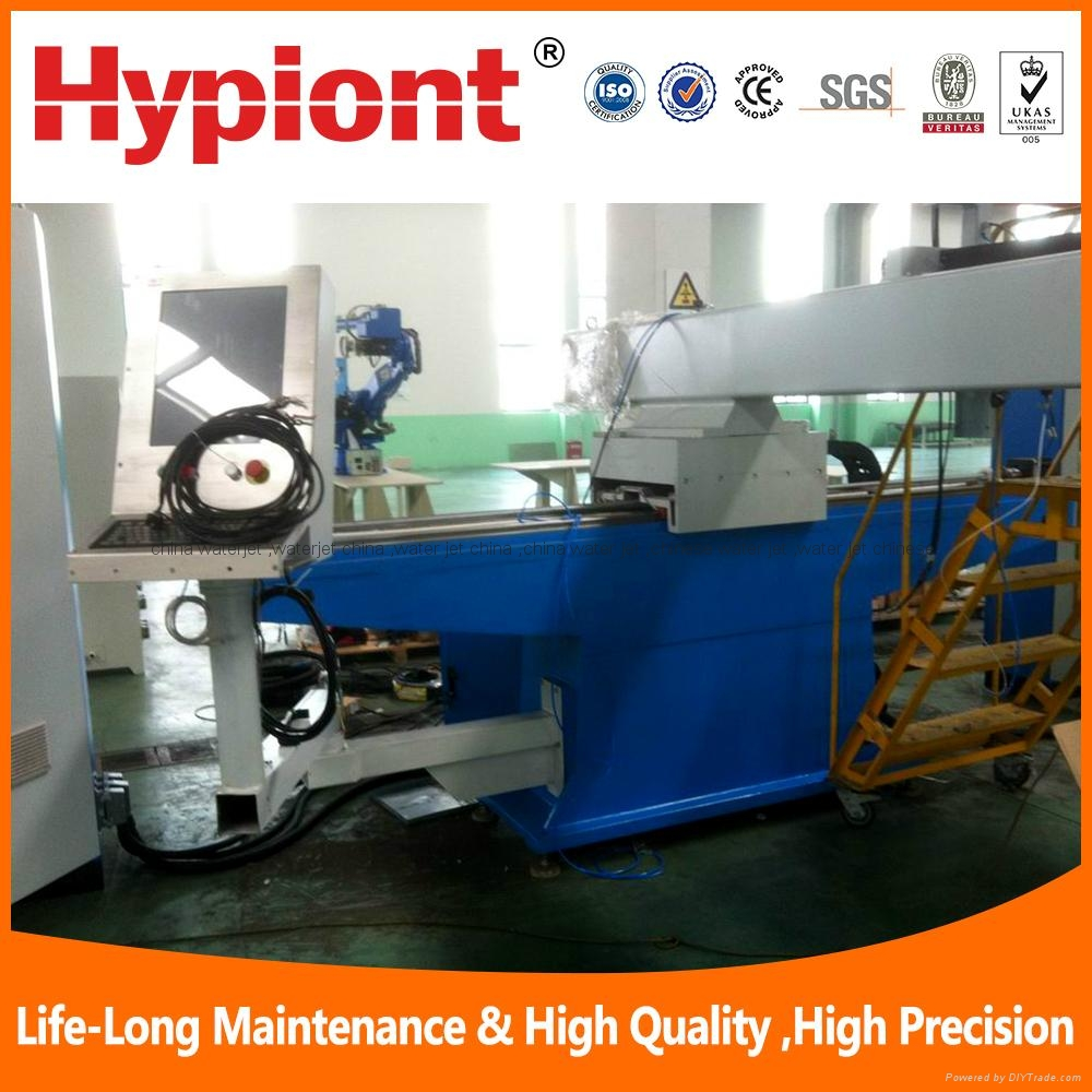 China best waterjet cutting machine for metal stone glass with CE TUV ISO 1