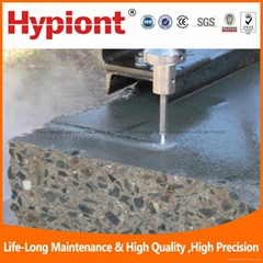 China best water jet cutting machine for metal stone glass with CE TUV ISO9001