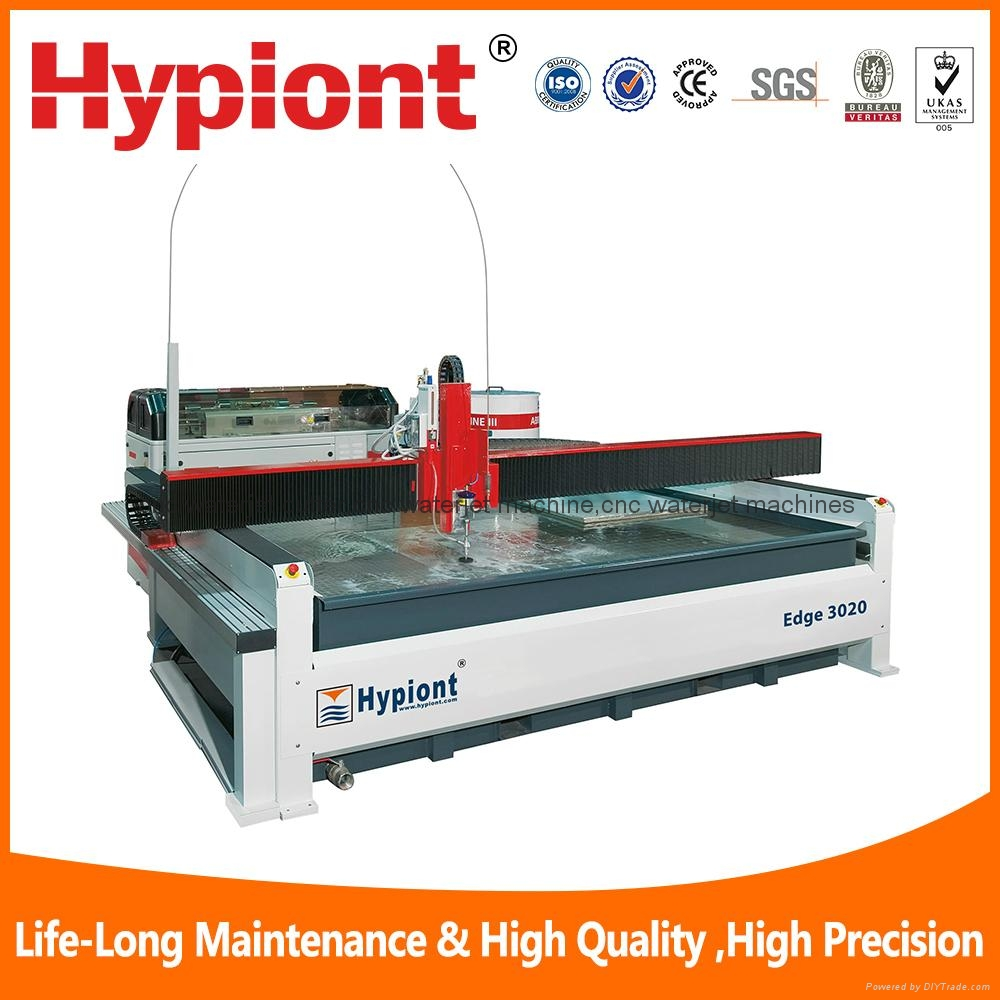 Cnc Water Jet Cutter Edge 1630 Hypiont China