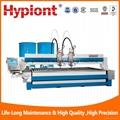 High pressure water cutting machine for