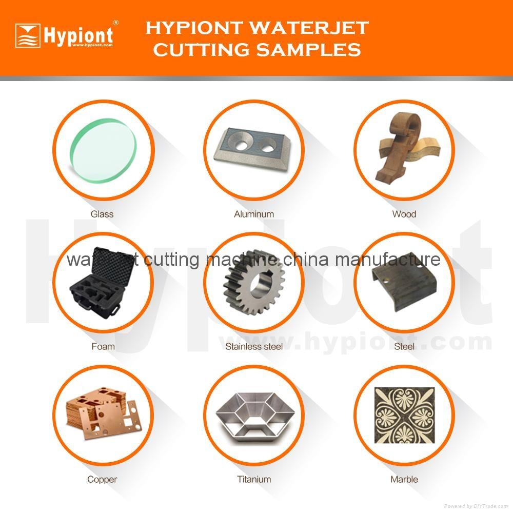 water jet cutting machine china manufacture 4