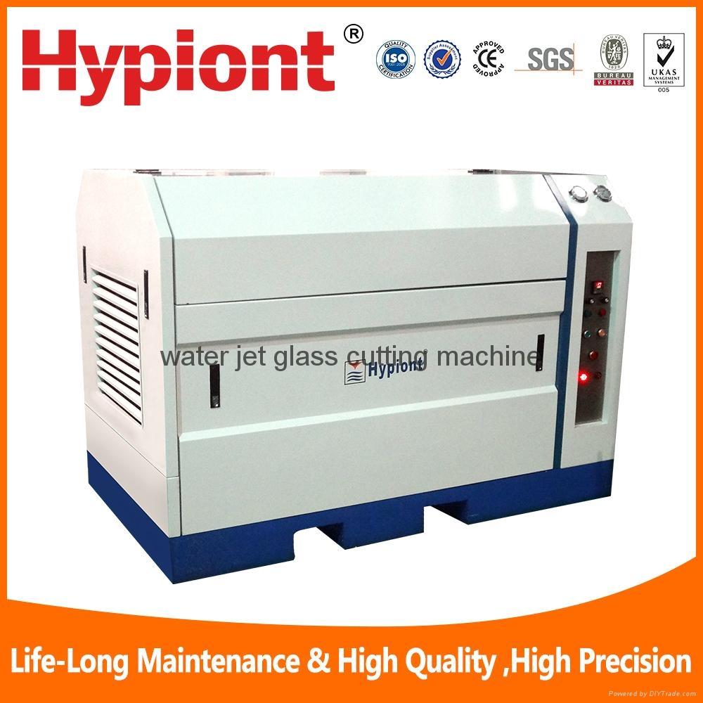 water jet glass cutting machine  3