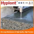 Water cutting machine for granite