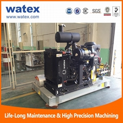 High pressure water cleaning machine