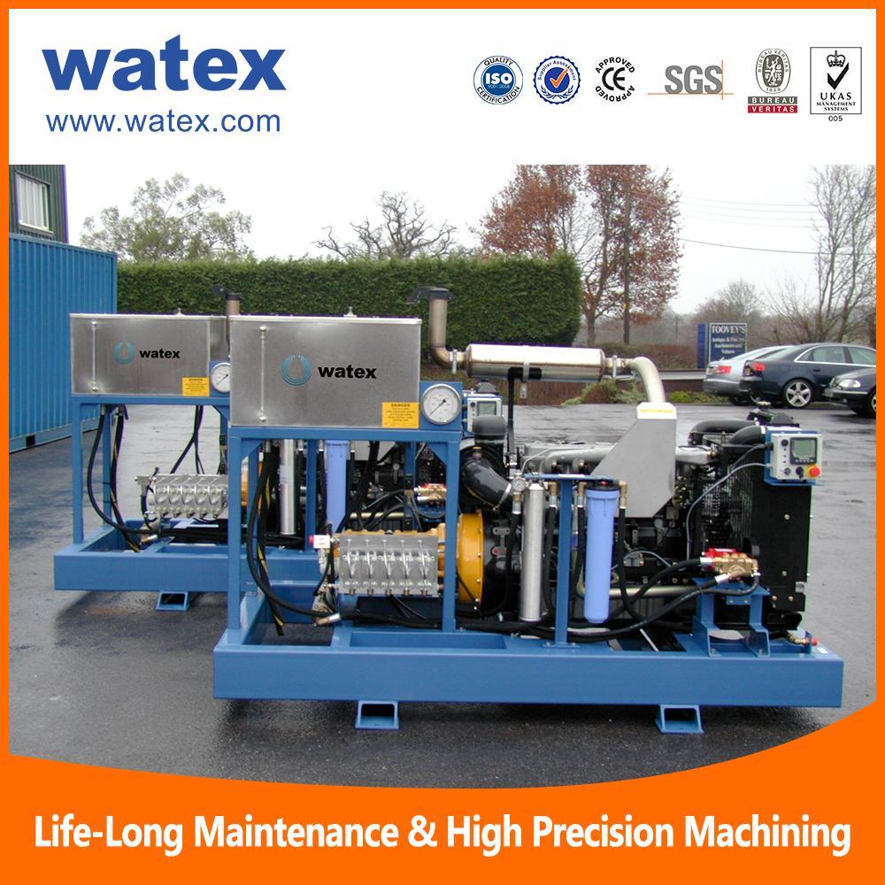 high pressure water cleaning machine