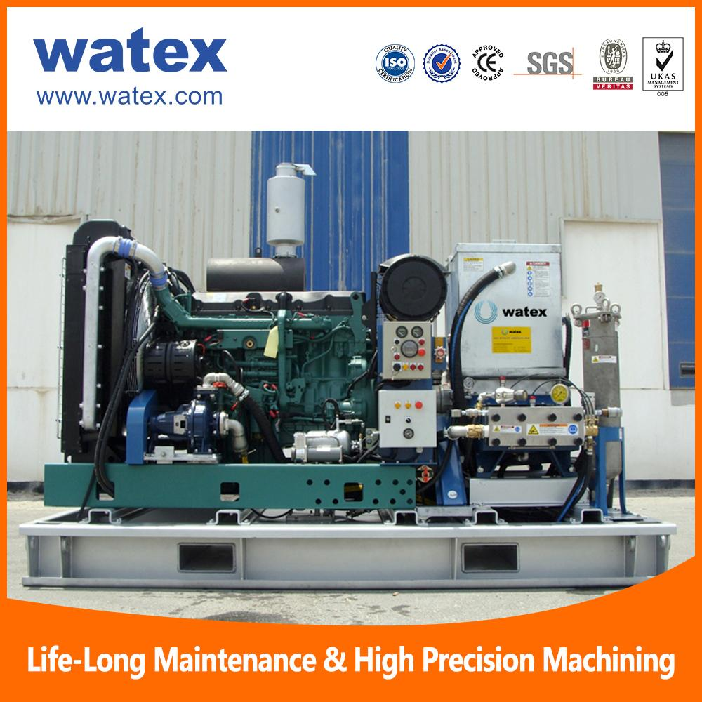 waterjet cleaning machine