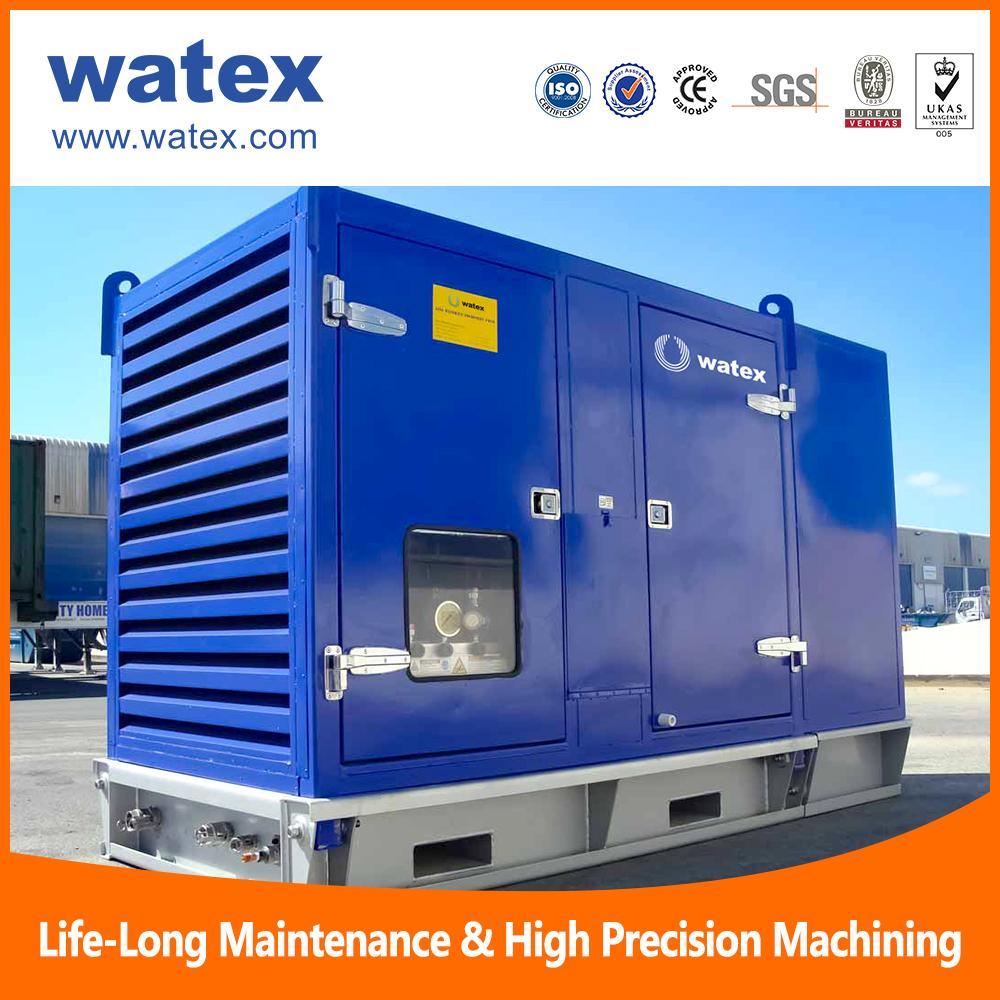 High pressure water jet cleaning machine 20