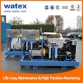 high pressure water jet pipe cleaner