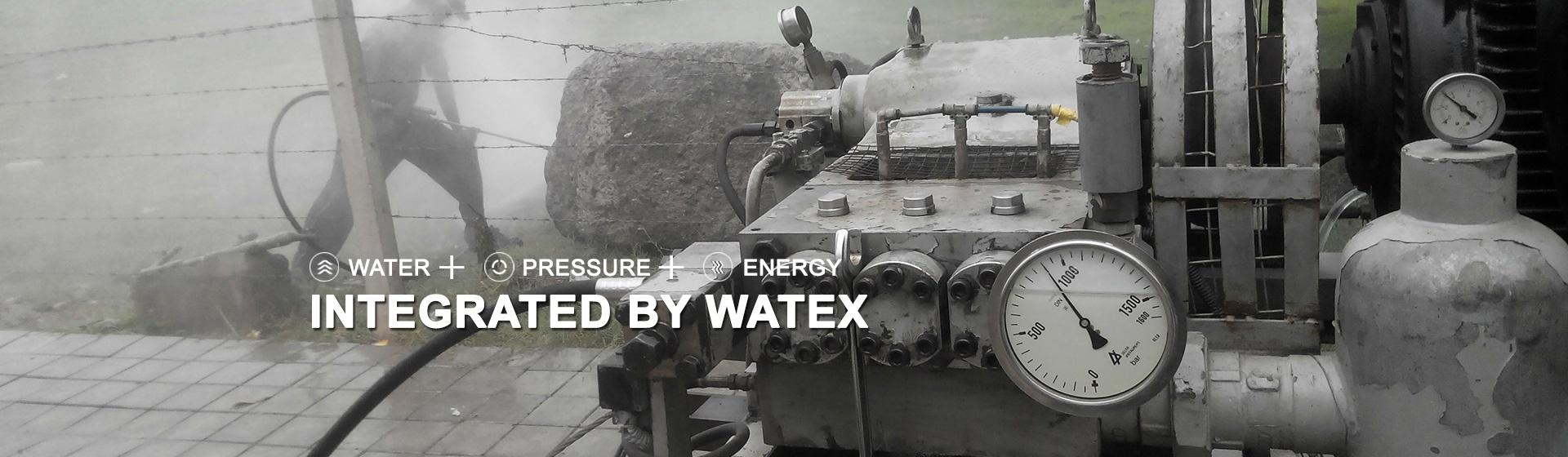 water jet unit