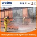 40000psi water jetting machine