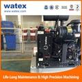 40000 psi water jetting machine
