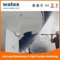 1000 bar water blasting machine