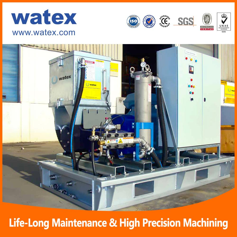 high pressure water jet cleaner