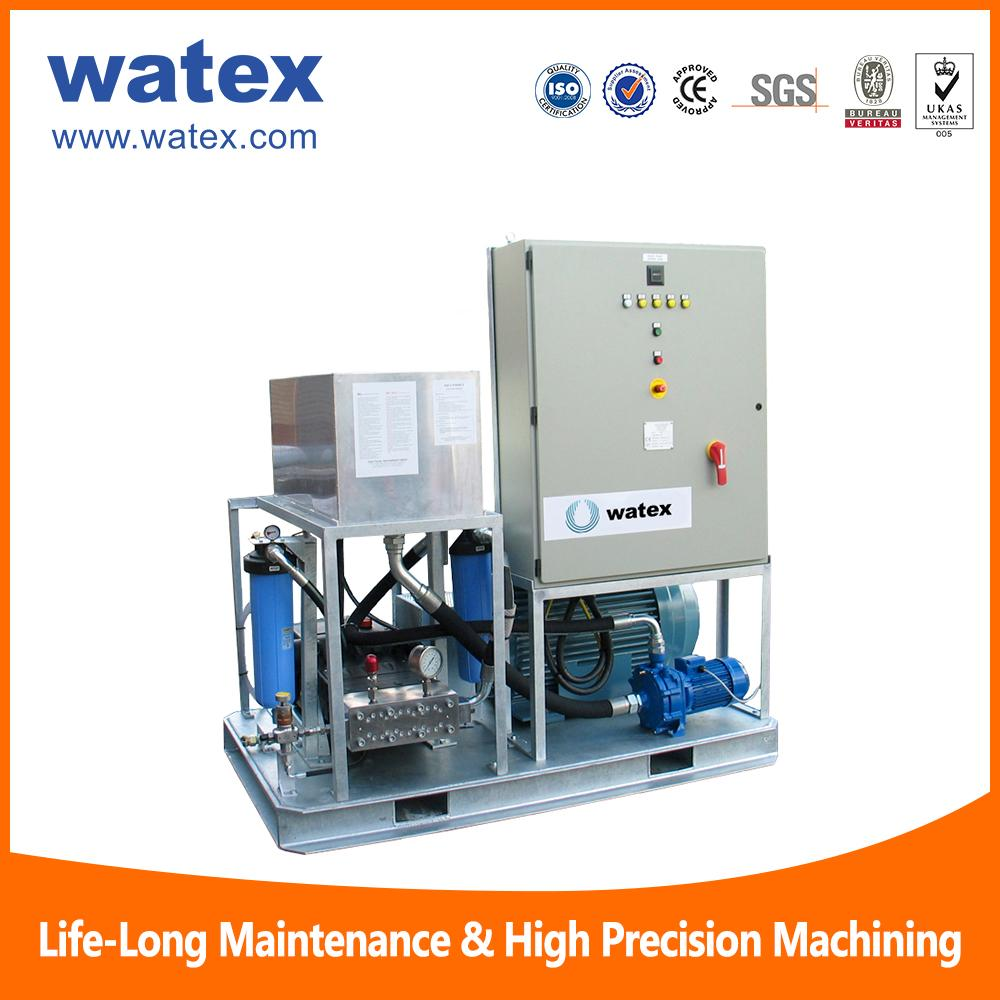 hydroblasting machine