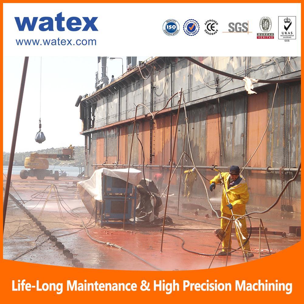 high pressure water tank cleaning machine